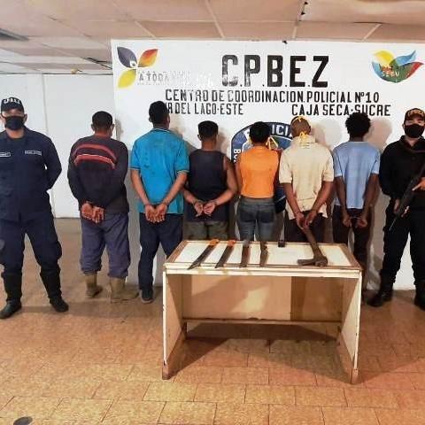 Diario Frontera, Frontera Digital,  DESMANTELAN BANDA, CAJASECA, Sucesos, ,POLICÍA DESMANTELÓ BANDA  DE CUATREROS EN CAJA SECA