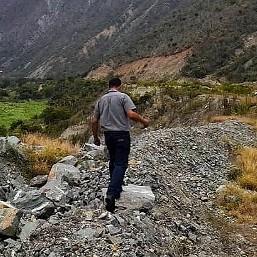 Diario Frontera, Frontera Digital,  TERONCAL 007, CORPOMÉRIDA, Regionales, ,CorpoMerida inspecciona trabajos de vialidad en la troncal 007