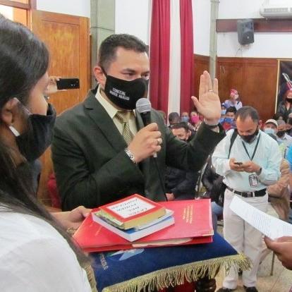 Diario Frontera, Frontera Digital,  CONCEJO MUNICIPAL DEL LIBERTADOR, JAVIER ARAUJO, Regionales, ,Juramentada directiva del Concejo Municipal Libertador