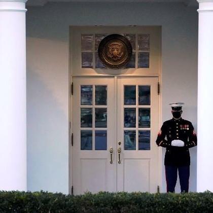 Diario Frontera, Frontera Digital,  DONALD TRUMP, CASA BLANCA, Internacionales, ,Donald Trump finaliza su presidencia silenciado y solitario