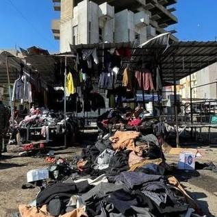 Diario Frontera, Frontera Digital,  ATENTADO EN BAGDAD, Internacionales, ,Al menos 32 muertos en doble atentado suicida del EI en Bagdad