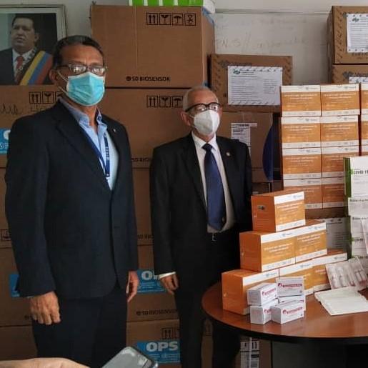 Diario Frontera, Frontera Digital,  MUESTRAS DETECCIÓN COVID19, Salud, ,Gobierno Nacional envió a Mérida cerca de 18 mil muestras para la detección del Covid