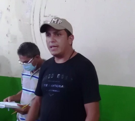 """Diario Frontera, Frontera Digital,  Victor  Bustamante, ZEA, Mocoties, ,Victor  Bustamante """"Los Zedeños merecen una mejor calidad de vida"""""""