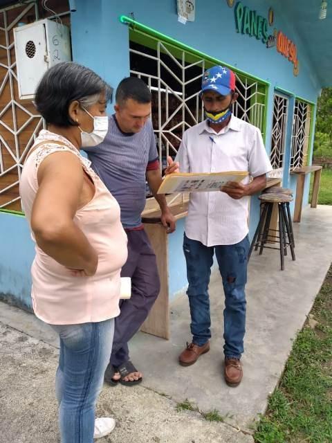Diario Frontera, Frontera Digital,  CAÑO TIGRE, ZEA, Politica, ,Parroquia Caño el Tigre se suma a la  Unidad  con Ramón  Guevara y Víctor Bustamante
