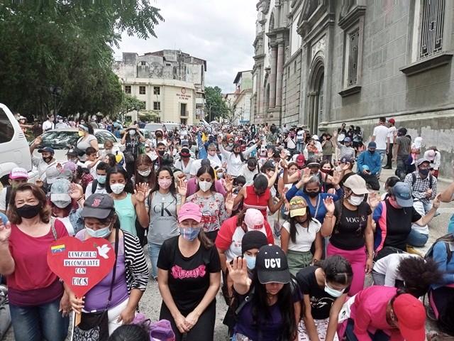 Diario Frontera, Frontera Digital,  IGLESIAS CRISTIANAS, Regionales, ,Iglesias Cristianas caminaron  para Jesús en calles merideñas