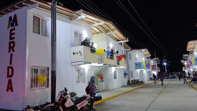 Diario Frontera, Frontera Digital,  GMVV, MUNICIPIO RANGEL, Páramo, ,GMVV entregó 50 casas en municipio Rangel  para beneficio de familias merideñas