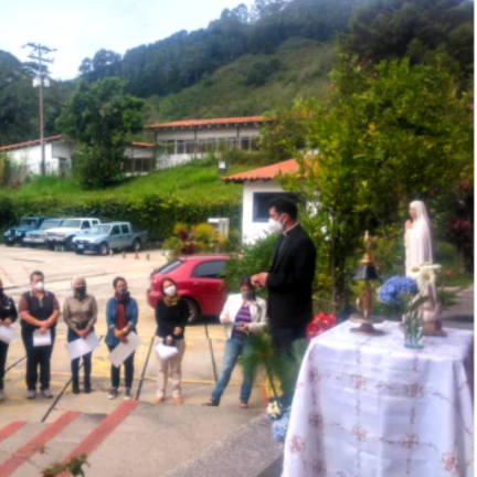 Frontera Digital,  FUNDACITE MÉRIDA, Tecnología,  Fe y ciencia: La reliquia de José Gregorio Hernández  estuvo en Fundacite Mérida