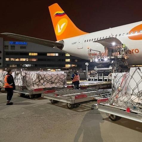 Frontera Digital,  RUSIA, SPUTNIK V, Internacionales,  Rusia envía nuevo cargamento de vacunas Sputnik V