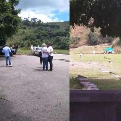 Frontera Digital,  ENTIERRO GENERAL BADUEL, Nacionales,  Entierro exprés del general Baduel en el Cementerio del Este