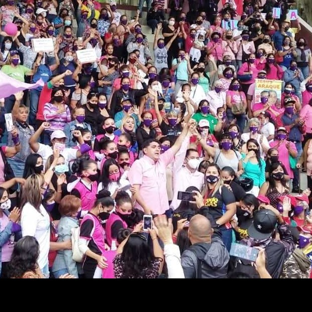 Frontera Digital,  Encuentro Municipal de Mujeres con Jesús Araque, Politica,  Realizado Encuentro Municipal de Mujeres con Jesús Araque