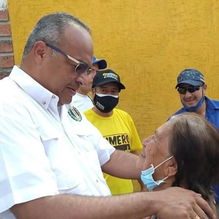 Frontera Digital,  ALCIDES MONSALVE CEDILLO, Politica, Regionales,  Alcides Monsalve caminó con los vecinos de Jacinto Plaza