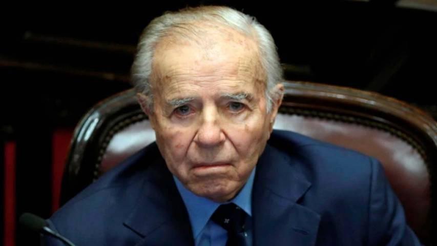 Diario Frontera, Frontera Digital,  Carlos Menem, Internacionales, ,Falleció el expresidente argentino Carlos Menem
