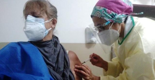 Diario Frontera, Frontera Digital,  IAHULA, Salud, ,Jornada de vacunación con Sputnik V inició en el Iahula con normalidad