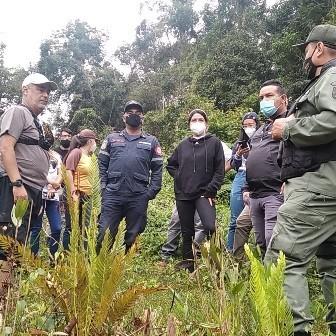 Diario Frontera, Frontera Digital,  MUNICIPIO ANDRÉS BELLO, Panamericana, ,Gobierno Nacional espera recuperar 24 hectáreas  del  reservorio  de agua dulce más grande en el  municipio Andrés Bello