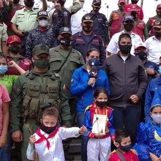 Diario Frontera, Frontera Digital,  ALANA ZULOAGA, Regionales, ,Viceministra Alana Zuloaga: Mérida no presenta  ninguna novedad en los 87 Cuadrantes de Paz