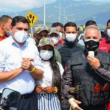 Diario Frontera, Frontera Digital,  BATALLA DE LOS PUENTES, Nacionales, ,Jehyson Guzmán: han sido 2 años de Paz y de reconstrucción de la Patria