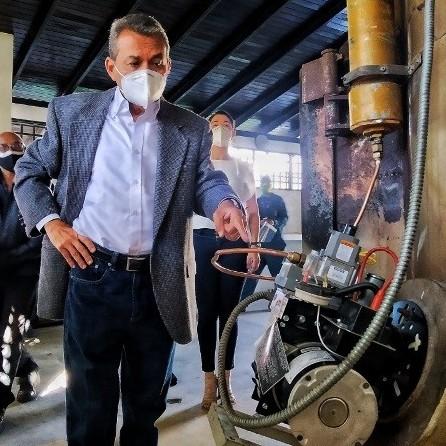 Diario Frontera, Frontera Digital,  incinerador del Iahula, Regionales, ,Ejecutivo regional de Mérida recuperó el incinerador del Iahula