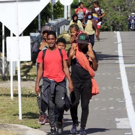 Diario Frontera, Frontera Digital,  COLOMBIA, Internacionales, ,Colombia agradeció apoyo de España con migrantes venezolanos