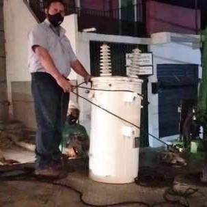 Diario Frontera, Frontera Digital,  CORPOELEC, EJIDO, CALLE AYACUCHO, Regionales, ,Corpoelec y el Protectorado recuperaron transformador de 50 kVA en Ejido