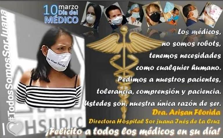 Diario Frontera, Frontera Digital,  Médicos del hospital Sor Juana Inés, Salud, ,Médicos del hospital Sor Juana Inés en batalla sin cuartel
