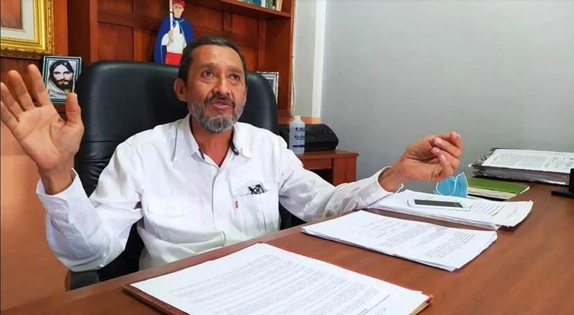 """Diario Frontera, Frontera Digital,  EDGARD MÁRQUEZ, ALCALDE DE ANTONIO PINTO SALINAS, Mocoties, ,Edgar Márquez: """"Para gobernar en medio de esta crisis,  nuestro principal activo es la solidaridad"""""""