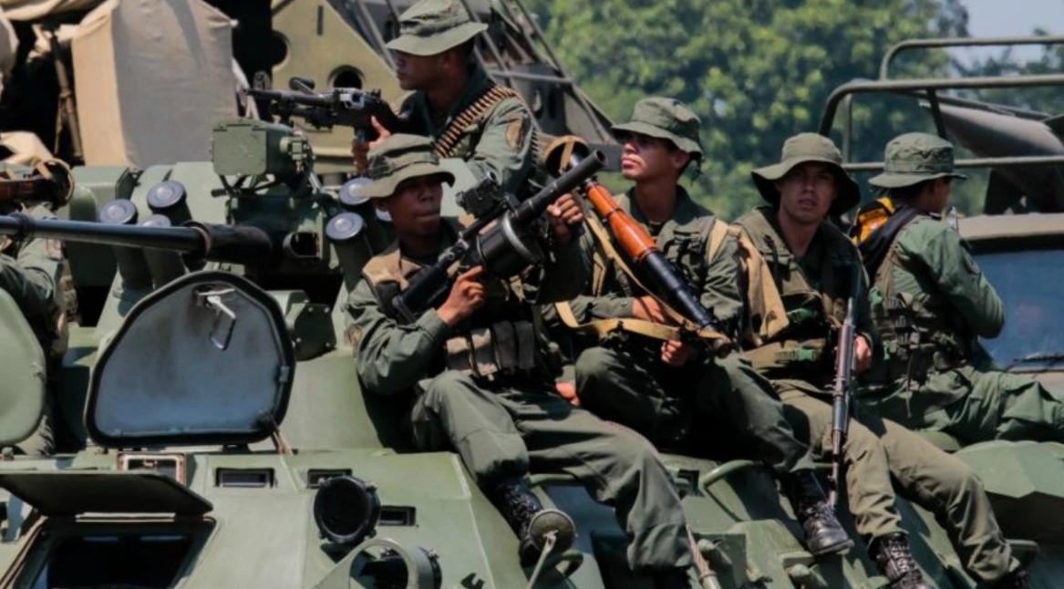 """Diario Frontera, Frontera Digital,  ENFRENTAMIENTO EN LA FRONTERA, Sucesos, ,Dos militares venezolanos muertos y 32 """"irregulares"""" colombianos  detenidos tras combates en frontera"""
