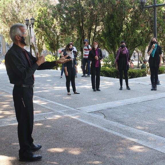 """Diario Frontera, Frontera Digital,  CULTURTA A CIELO ABIERTO, GOBIERNO DE MÉRIDA, Regionales, ,""""Cultura a cielo abierto"""" llegó a la plaza Bolívar de Mérida"""