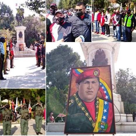 Diario Frontera, Frontera Digital,  SIEMBRA DEL COMANDANTE CHÁVEZ, OCHO AÑOS, MÉRIDA, PSUV, GPP, Regionales, ,A ocho años de la siembra del comandante Hugo Chávez su legado sigue vivo