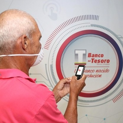 Diario Frontera, Frontera Digital,  BANCO DEL TESORO, Nacionales, ,Banco del Tesoro promueve transacciones digitales  con 32 nuevos productos y servicios