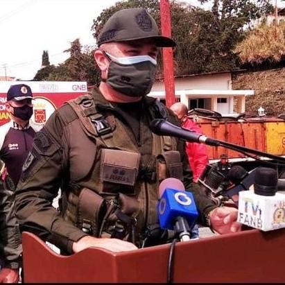 Diario Frontera, Frontera Digital,  Balance operacional 'Escudo Bolivariano 2021', Regionales, ,Balance operacional 'Escudo Bolivariano 2021'  arrojan extraordinarios procedimientos de organismos de seguridad en Mérida