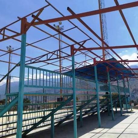 Diario Frontera, Frontera Digital,  CAMPO ABIERTO, EJIDO, Deportes, ,Desvalijan instalaciones del Campo Abierto de Ejido