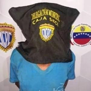 """Diario Frontera, Frontera Digital,  VIOLACIÓN, Sucesos, ,CICPC CAJA  SECA CAPTURO CIUDADANO APODADO """"EL COLOMBIANO"""" POR VIOLAR A NIÑA EN NUEVA BOLIVIA"""