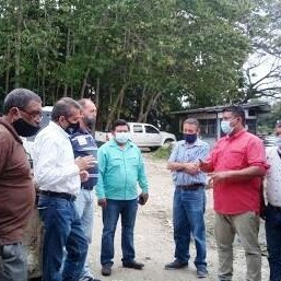 Diario Frontera, Frontera Digital,  RELLENO ONIA CULEBRÍA, Panamericana, ,Ramón Guevara sí responde ante las necesidades  del relleno sanitario de Onia Culegría
