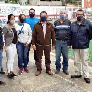 Diario Frontera, Frontera Digital,  IMDAFEF, Deportes, ,Directivos de IMDAFEF inspeccionaron el Complejo Deportivo de Tovar