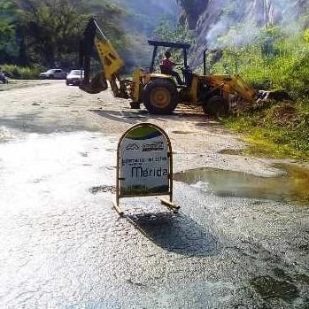 Diario Frontera, Frontera Digital,  Sapvem, Regionales, ,Iniciaron trabajos de desmalezamiento  en la autopista Rafael Caldera