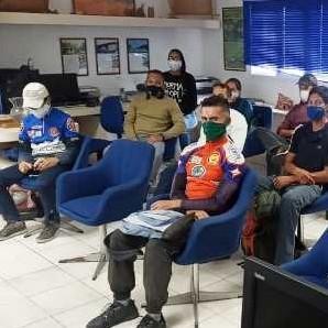 Diario Frontera, Frontera Digital,  proyecto ANDES SUR fase II, Regionales, ,Guías turísticos completan curso sobre Pueblos del Sur de Mérida
