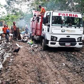 Diario Frontera, Frontera Digital,  ONIA, Panamericana, ,Más de 200 toneladas de desechos sólidos ha recibido el vertedero de Onia