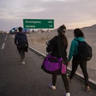 Diario Frontera, Frontera Digital,  FRONTERA BOLIVIA CHILE, Internacionales, ,Tres venezolanos han muerto en la frontera  entre Chile y Bolivia en las últimas dos semanas