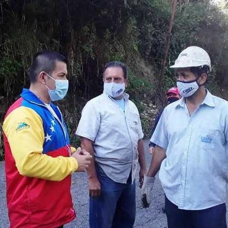 Diario Frontera, Frontera Digital,  ALCALDÍA DE SANTOS MARQUINA, Páramo, ,Continúa proceso de recuperación  de 200 líneas CANTV en San Rafael de Tabay
