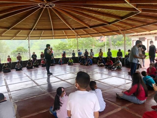 Diario Frontera, Frontera Digital,  CÁRITAS EN EL VALLE DEL MOCOTÍES, MÉRIDA, PADRE CARLOS ZAMBRANO, Mocoties, ,Cáritas Mérida realizó jornada nutricional en el Valle del Mocoties