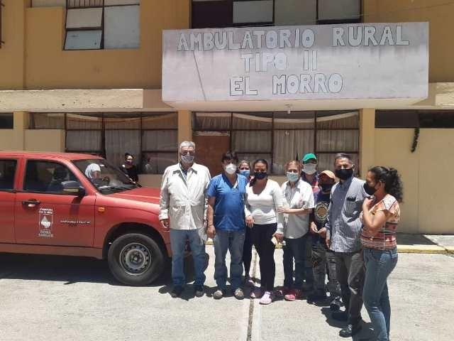 Diario Frontera, Frontera Digital,  BROTE DE HEPATITIS EN EL MORRO, CORPOSALUD, DIRECCIÓN DE SALUD AMBIENTAL, Salud, ,Gobierno regional atiende brote de hepatitis en El Morro