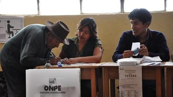 {Diario Frontera, Frontera Digital,  ELECCIONES EN PERÚ, Internacionales,