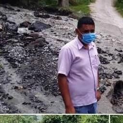 Diario Frontera, Frontera Digital,  BARRIO NUEVO BARRIO TRICOLOR, Mocoties, ,Emergencia en sector El Guayabal  del municipio Pinto Salinas es atendida