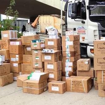 Diario Frontera, Frontera Digital,  MEDICAMENTOS, MÉRIDA, Salud, ,340 mil medicamentos llegaron a Mérida   para fortalecer la red pública de salud