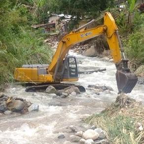 Frontera Digital, Diario Frontera, Gobierno bolivariano atiende enlace del municipio Libertador  afectado por la crecida del río Albarregas*