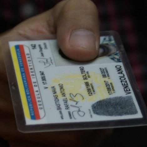 Frontera Digital, Diario Frontera, Saime atenderá por terminal del cédula en semana de flexibilización