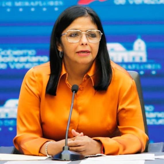 Frontera Digital,  DELCY RODRÍGUEZ, Nacionales,  Venezuela consignó 50% del pago al mecanismo Covax  para compra de vacunas anticovid