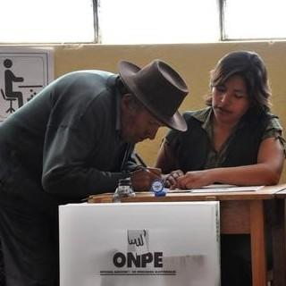 Frontera Digital,  ELECCIONES EN PERÚ, Internacionales,  Elecciones 2021: Más de 25 millones de peruanos votan hoy