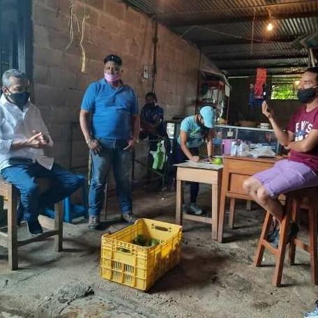 Diario Frontera, Frontera Digital,  GOBIERNO DE MÉRIDA, TUCANÍ, Panamericana, ,Gobernador de Mérida presentó propuestas a comerciantes del mercado de Tucaní