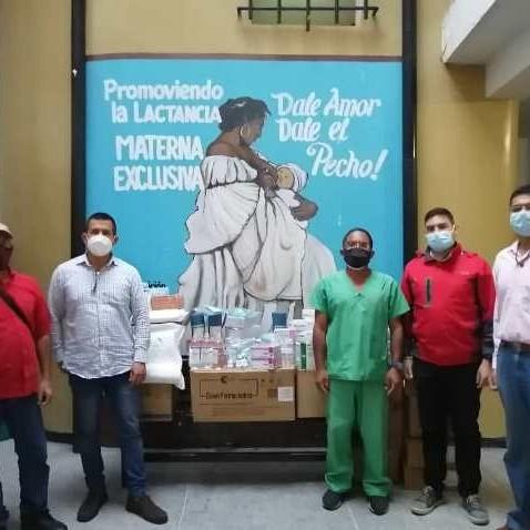 Diario Frontera, Frontera Digital,  TABAY, MEDICAMENTOS, VALMORE OTALORA, Regionales, ,Tabay celebró la llegada de 77 mil 393 unidades  de medicamentos e insumos para su ambulatorio